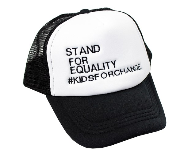 Stand For Equality Trucker Hat (Toddlers/Kids)