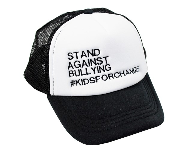 Stand Against Bullying Trucker Hat (Toddlers/Kids)