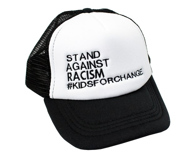 Stand Against Racism Trucker Hat (Toddlers/Kids)