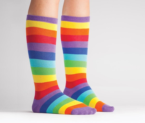 Stand for Love Socks (Big Kid)
