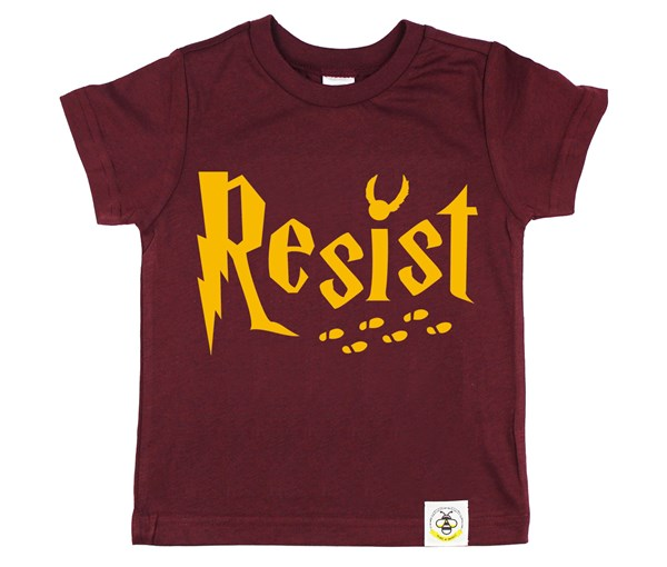 Resist (Maroon/Gold)