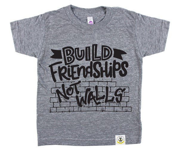 Build Friendships (Grey)