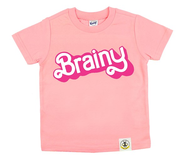Brainy (Flamingo)