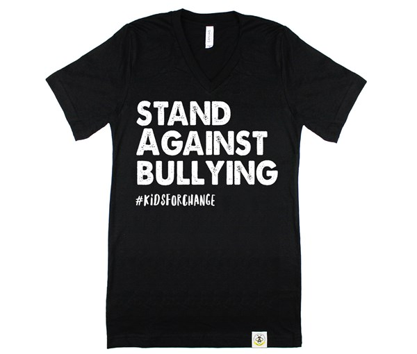 Stand Against Bullying Adult Unisex (Black)