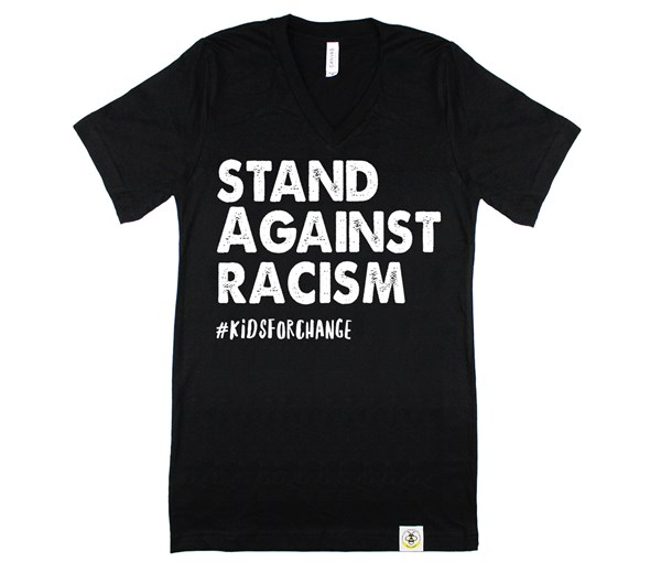 Stand Against Racism Adult Unisex (Black)
