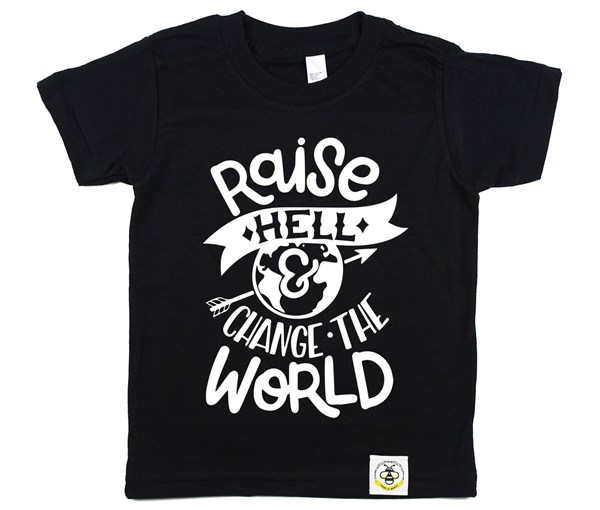 Raise Hell (Black)