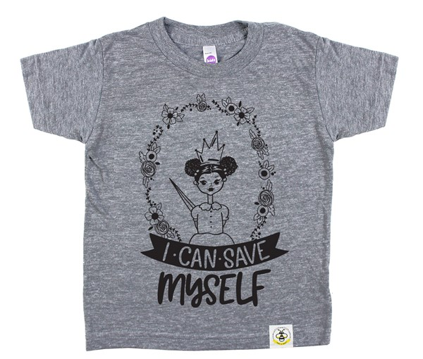 Save Myself--Puffs (Grey)
