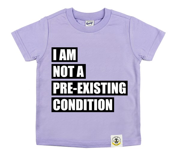 Pre-existing Condition (Lavender)