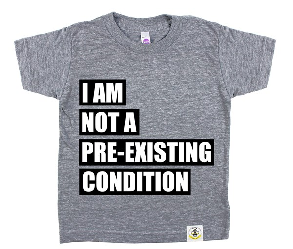 Pre-existing Condition - Grey