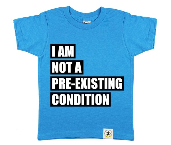 Pre-existing Condition (Island Blue)