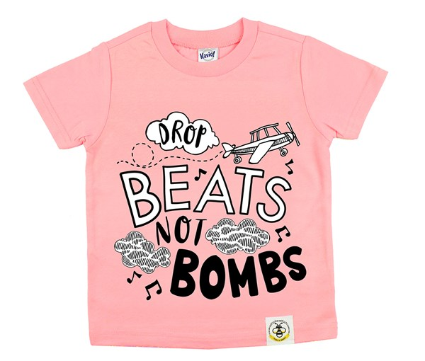 Drop Beats, Not Bombs - Flamingo