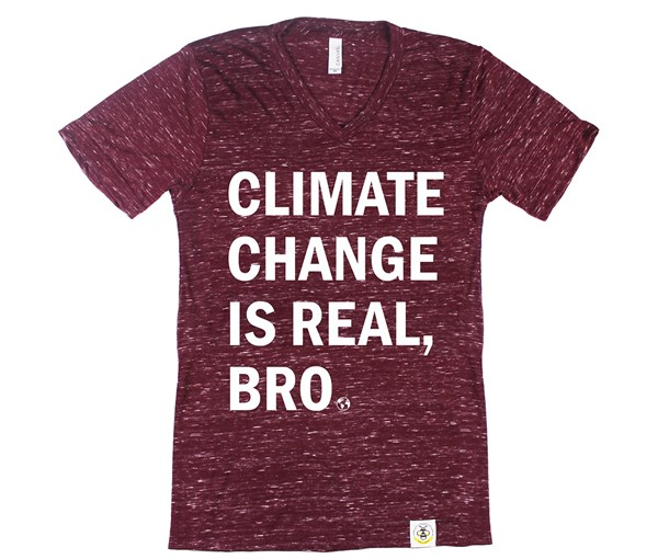 Climate Change Adult Unisex (Cranberry)