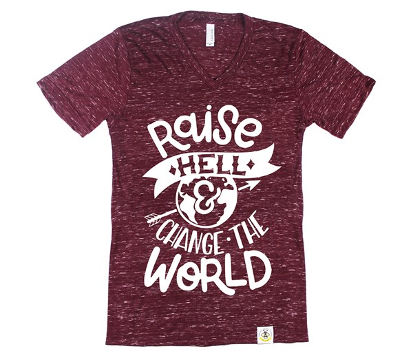 Raise Hell Adult (Cranberry)
