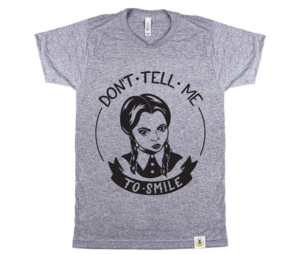 Don't Tell Me Unisex (Grey)