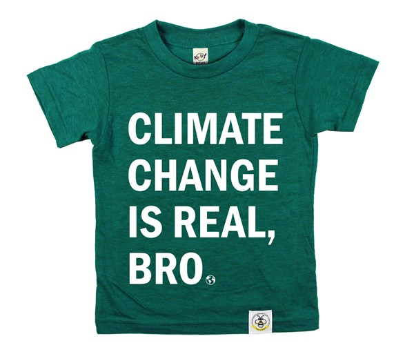 Climate Change (Heather Dark Green)