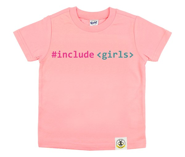 Include Girls (Flamingo)