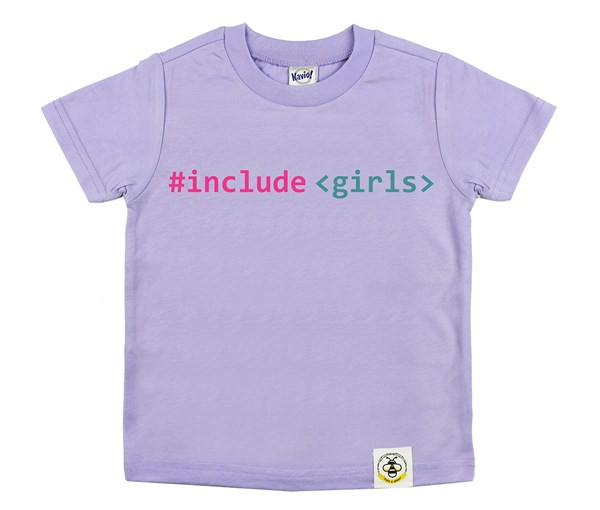 Include Girls (Lavender)