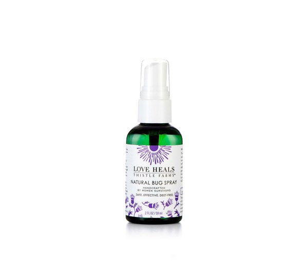 Love Heals Natural Bug Spray