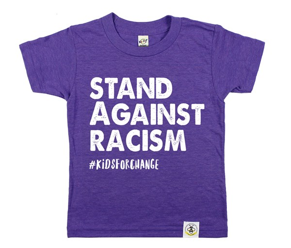 Stand Against Racism (Purple)