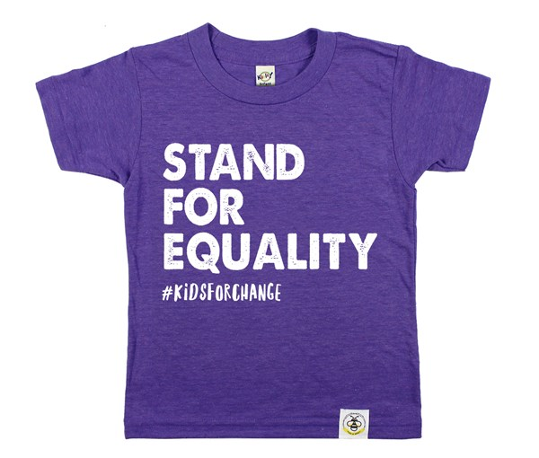 Stand for Equality (Purple)