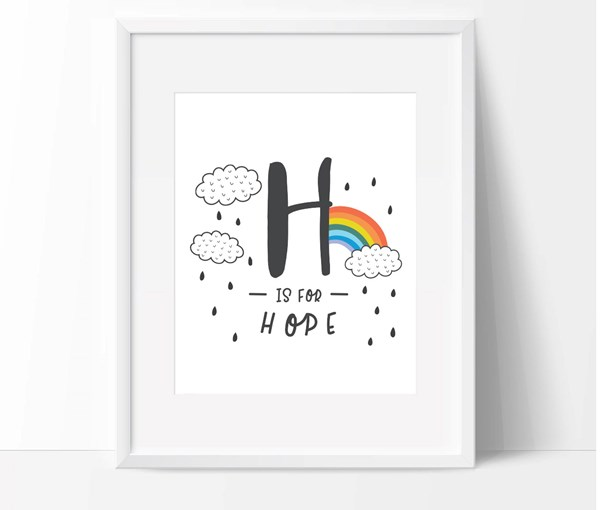 H is for Hope (Digital Download)