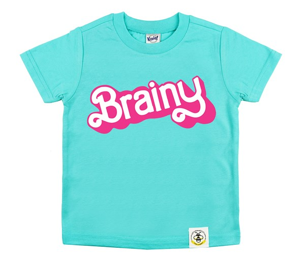 Brainy (Caribbean Blue)