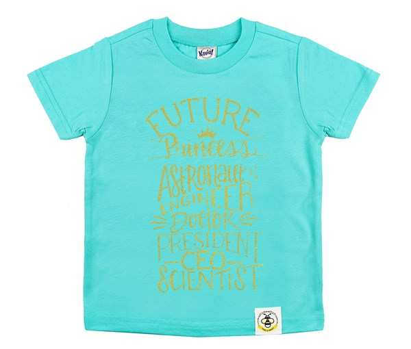 Future (Caribbean Blue, Metallic Gold)