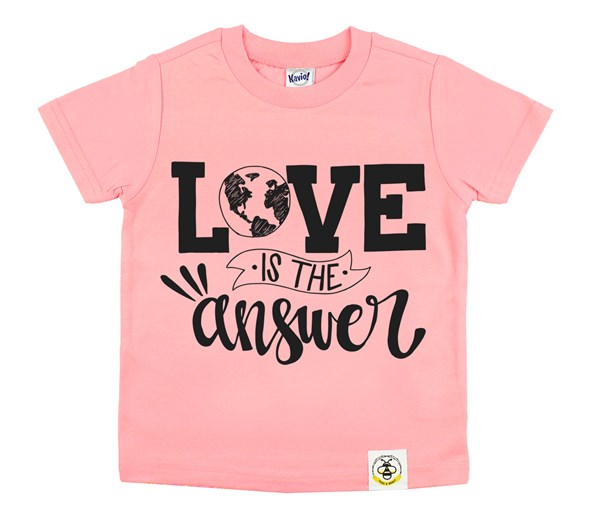 Love is the Answer (Flamingo)