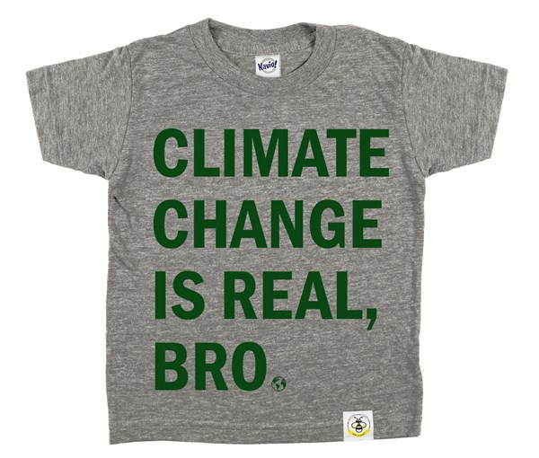 Climate Change (Grey/Green)