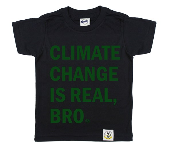 Climate Change (Black/Green)