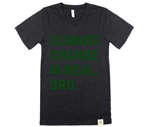 Climate Change Adult Unisex (Black/Green)