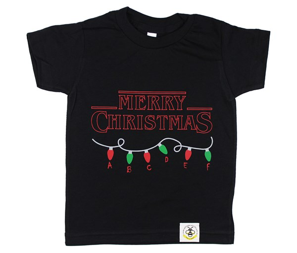 Stranger Christmas (Black)